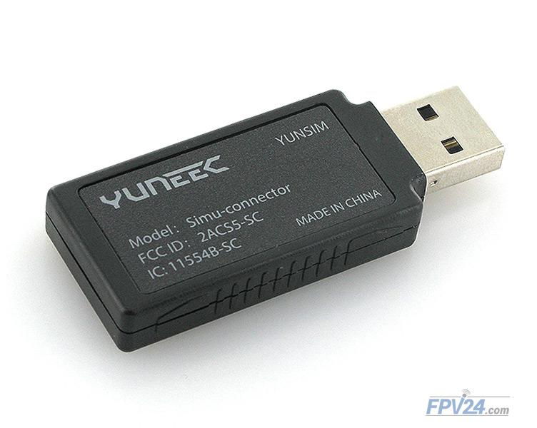 Yuneec Interface für UAV-Pilot