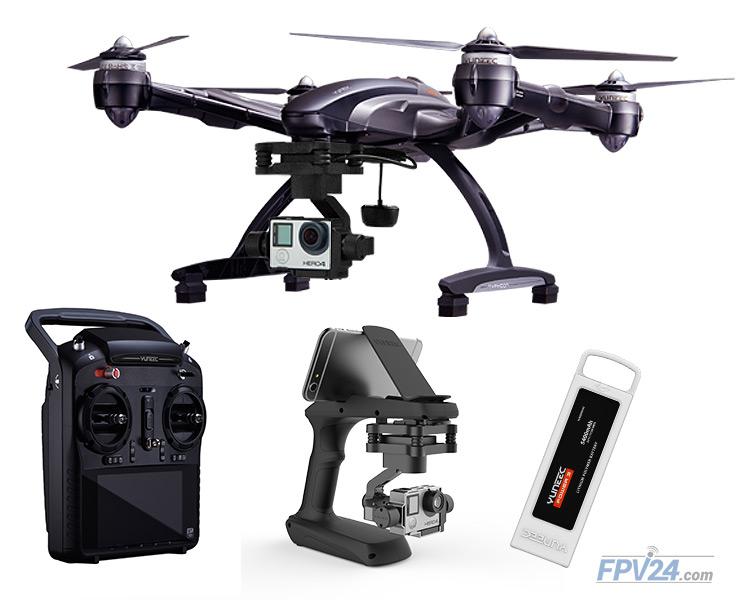 Yuneec Q500-G RTF Quadrocopter für GoPro