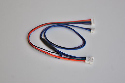 Flytrex Live Blade 350 QX und Yuneec Q 500 Kabel