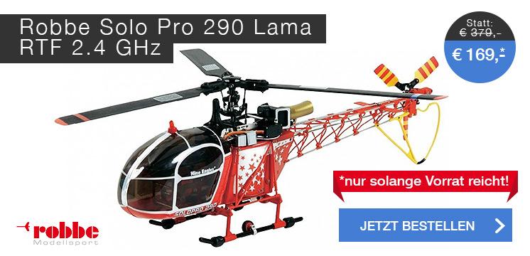Robbe Solo Pro 290 Lama